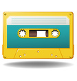 Cassette vector image vector image