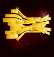 golden abstract background abstract vector image