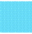 pattern wave vector image vector image