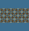 seamless pattern based on traditional asian vector image vector image