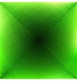 abstract green technology background vector image vector image