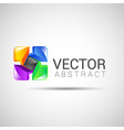 abstract logo design template abstract isolated vector image