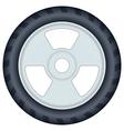 Wheel vector image