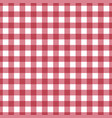 table cloth texture seamless background vector image vector image