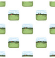 golf coursegolf club single icon in cartoon style vector image vector image