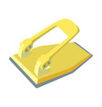 a perforator that punches hole in paper vector image