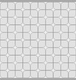 abstract geometric background with gray squares vector image vector image