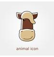 Horse icon Farm animal