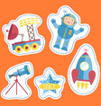 variety forms price tags with space cartoons vector image vector image