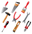 working tools vector image