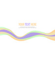 abstract background website header simple design vector image vector image