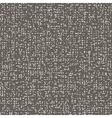 Grey pattern with white specks vector image vector image