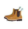 trendy womens ankle-length chelsea boots