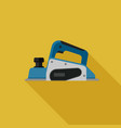 planer flat icon vector image vector image