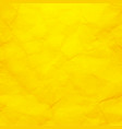 yellow retro background vector image vector image