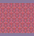 ornamental decor pattern vector image vector image