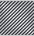 seamless diagonal lines pattern background vector image vector image