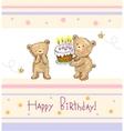 birthday greetings vector image