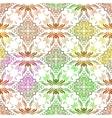 Vintage ornamental seamless pattern vector image vector image