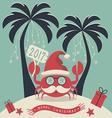 merry christmas 4123 vector image