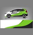 car decal wrap design for company