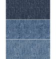 Denim swatches vector | Price: 1 Credit (USD $1)