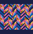 colorful mosaic in parquet form vector image vector image