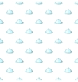 Cloche pattern cartoon style vector image vector image