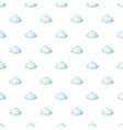 Cloche pattern cartoon style vector image