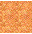 Orange abstract repeating diagonal striped square