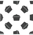 Pan pattern vector image