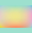 abstract colorful background image blurred pixel vector image