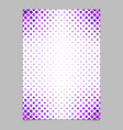 purple diagonal square pattern page template vector image vector image