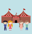 Childrens entertainment vector image vector image