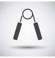 Hands expander icon vector image vector image