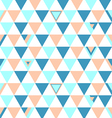 Italy Top Colors Background Triangle Polygon vector image vector image