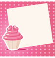 love cake vector image vector image
