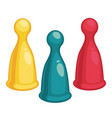 skittles glossy bowling symbols recreation vector image