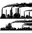 Industry-2 vector image vector image