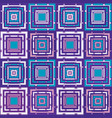 purple mosaic pattern vector image