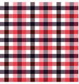 square pattern seamless background vector image vector image