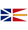 Newfoundland and Labrador flag correct proportions