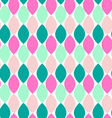 Retro style abstract seamless pattern vector image vector image