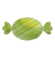 sweet candy isolated icon vector image vector image
