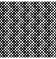 black and white geometrical abstract square vector image vector image