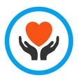 Charity Rounded Icon