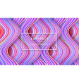 abstract dynamic and textured colorful background vector image vector image