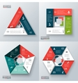 elements for infographic vector image vector image