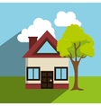 Real estate business and profits vector image