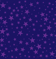 night sky stars seamless background texture simple vector image